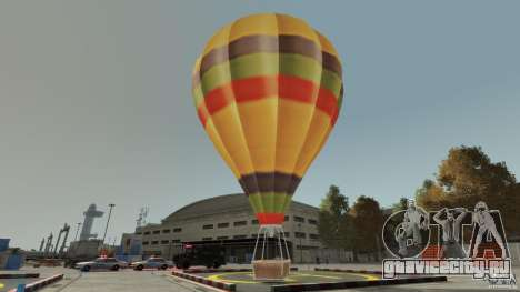Balloon Tours original для GTA 4