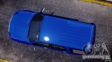 Lincoln Navigator 2004 для GTA 4 вид справа