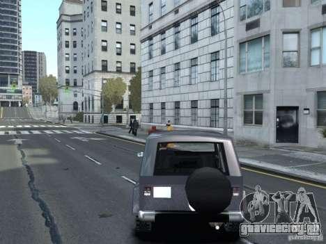 Mesa из GTA San Andreas для GTA IV для GTA 4 вид сзади