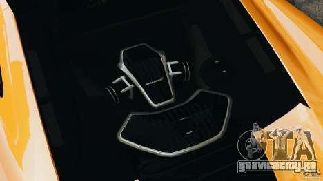McLaren MP4-12C v1.0 [EPM] для GTA 4 вид сверху