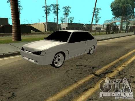 ВАЗ 2113TL для GTA San Andreas вид слева