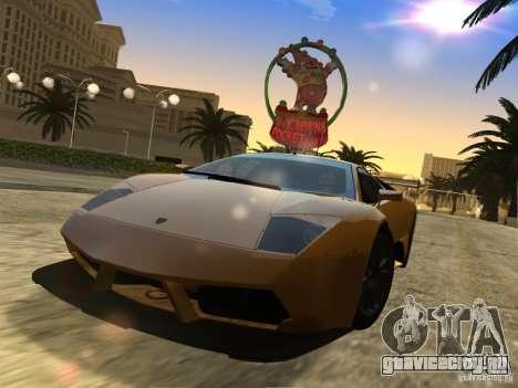 IG ENBSeries v2.0 для GTA San Andreas одинадцатый скриншот