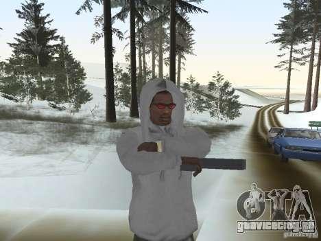 Толстовка с капюшоном для GTA San Andreas