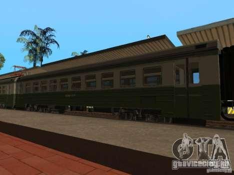 ЭД4М-0171 для GTA San Andreas вид справа