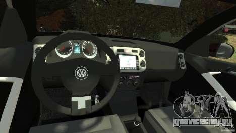 Volkswagen Tiguan 2012 для GTA 4 вид справа