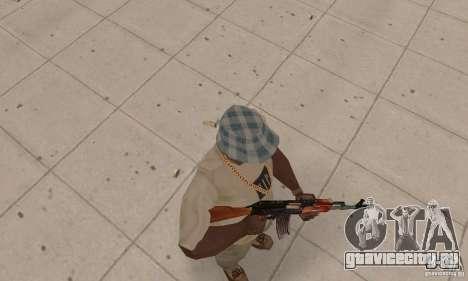 АК 47 для GTA San Andreas третий скриншот