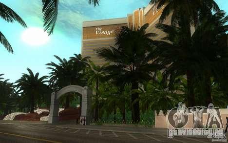 Совершенная растительность v.2 для GTA San Andreas десятый скриншот