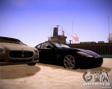 ENBseries by slavheg v2 для GTA San Andreas восьмой скриншот
