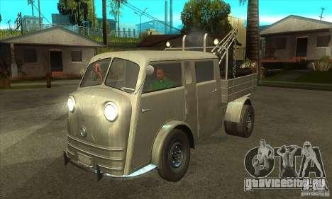 Tempo Matador 1952 Towtruck version 1.0 для GTA San Andreas