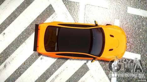 BMW M3 GT-S для GTA 4 вид справа
