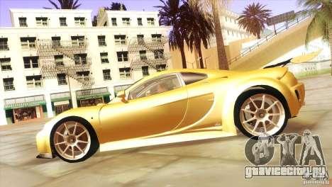 Ascari A10 для GTA San Andreas вид слева