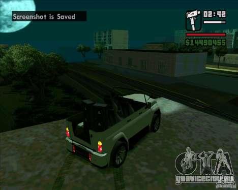 УАЗ 469 Tuning для GTA San Andreas