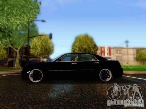 Chrysler 300C VIP для GTA San Andreas вид слева