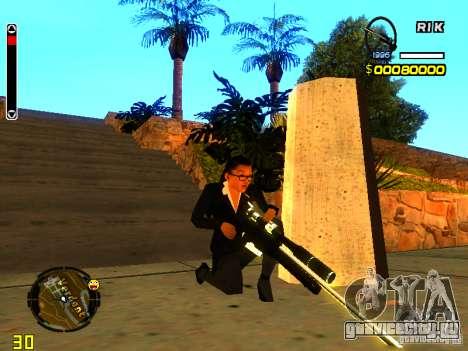 New AWP для GTA San Andreas второй скриншот