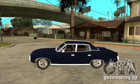 AMC Rambler Matador 1971 для GTA San Andreas вид слева
