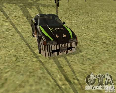 Monster Energy Vinyl для GTA San Andreas