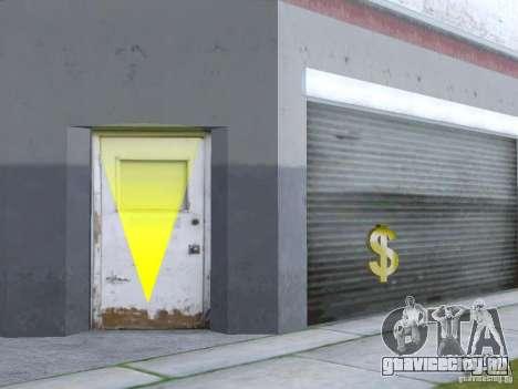 Бизнес Сиджея V2.0 для GTA San Andreas второй скриншот