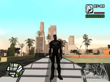 Человек паук враг в отражении для GTA San Andreas третий скриншот