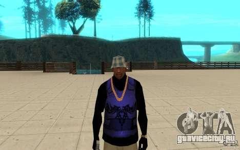 Броник скин 2 для GTA San Andreas
