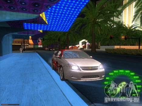 ENBSeries by laphund v2 для GTA San Andreas второй скриншот