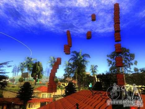 Бомбы для GTA San Andreas третий скриншот