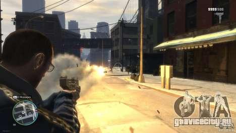 Micro Uzi Rocket Mod для GTA 4 третий скриншот