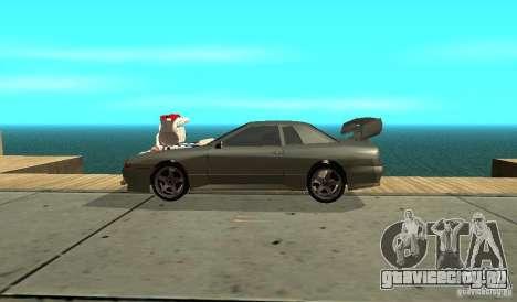 Elegy v1.1 для GTA San Andreas вид слева