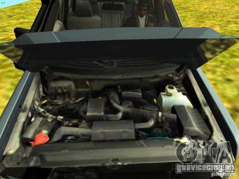 Ford F-150 Off Road для GTA San Andreas вид сзади слева