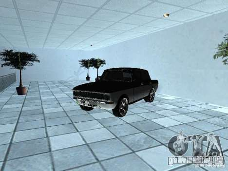 АЗЛК 2140 Москвич Light Tuning для GTA San Andreas вид слева