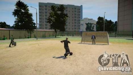 Криминальная Россия RAGE v1.3.1 для GTA 4 четвёртый скриншот