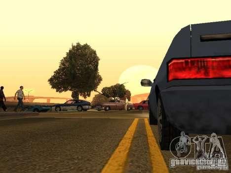Свободное перемещение камеры для GTA San Andreas пятый скриншот