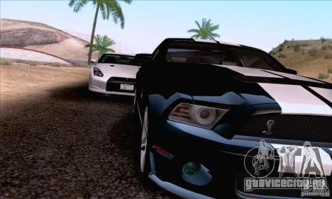 SA_nGine v1.0 для GTA San Andreas третий скриншот