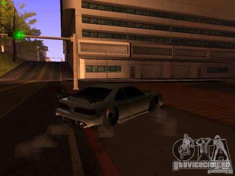New Racing Style Fortune для GTA San Andreas вид слева