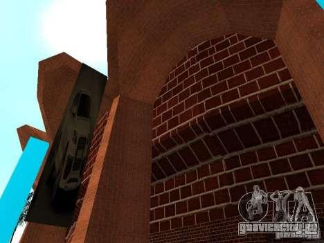 Новые текстуры стадиона Los Santos Forum для GTA San Andreas второй скриншот