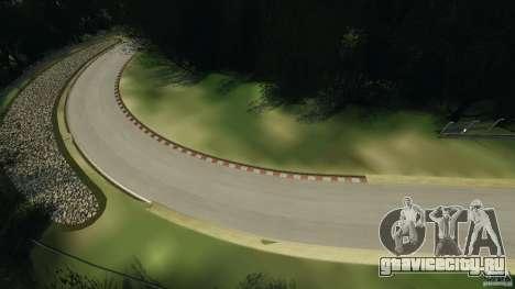 Nordschleife Circuit v1.0 [Beta] для GTA 4 пятый скриншот