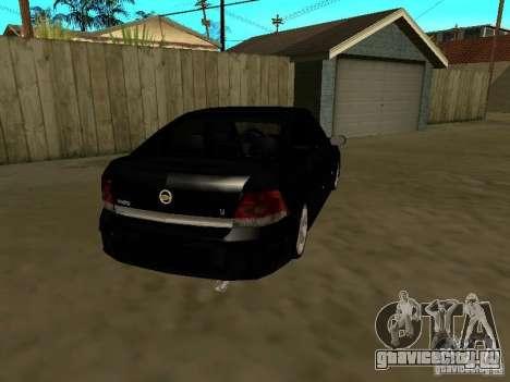 Chevrolet Vectra Elite 2.0 для GTA San Andreas вид справа