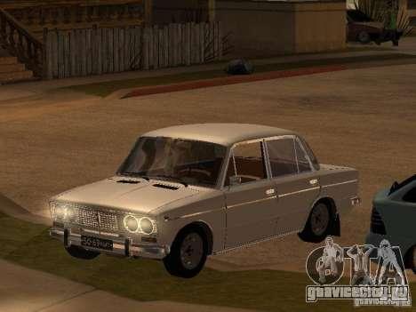ВАЗ 2103 Low Classic для GTA San Andreas вид сбоку