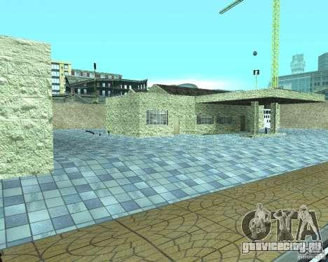 HD Гараж в Doherty для GTA San Andreas второй скриншот