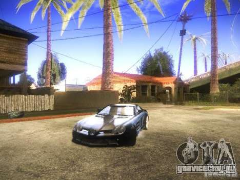 New ENBSEries 2011 v3 для GTA San Andreas