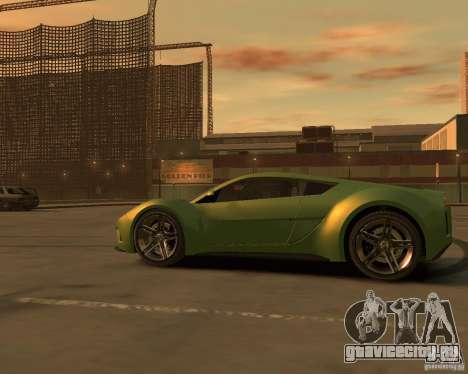 2010 Saleen S5S Raptor для GTA 4 вид слева