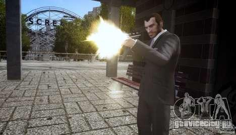 H&K MP5k для GTA 4 третий скриншот