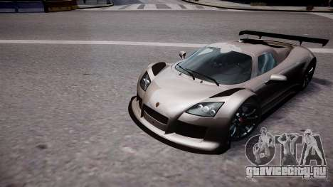Gumpert Apollo Sport 2011 для GTA 4