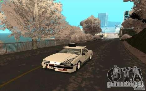 Elegy Rat by Kalpak v1 для GTA San Andreas вид снизу