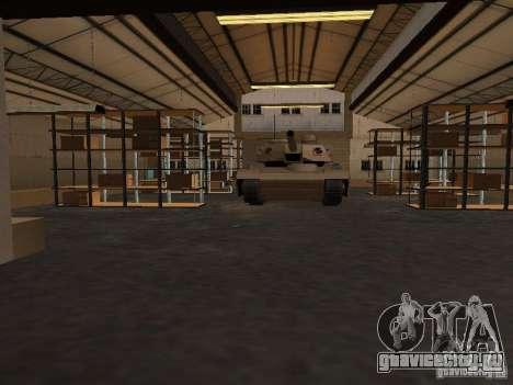 Ожившая военная база в доках V3.0 для GTA San Andreas четвёртый скриншот