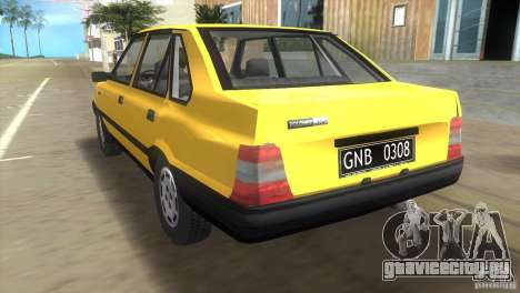 FSO Polonez Atu для GTA Vice City вид слева
