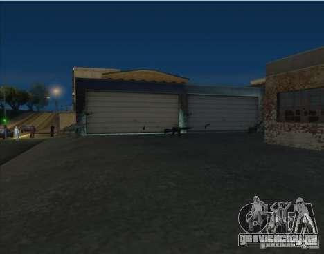 Оружие и авто по всей карте для GTA San Andreas третий скриншот