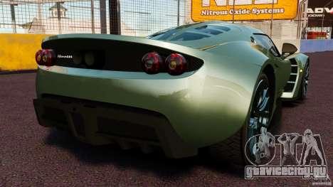 Hennessey Venom GT 2010 [EPM] для GTA 4