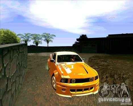 ENBseries V0.45 by 1989h для GTA San Andreas третий скриншот