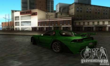 iPrend ENBSeries v1.3 Final для GTA San Andreas второй скриншот