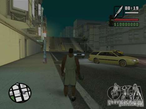 Сон для GTA San Andreas седьмой скриншот